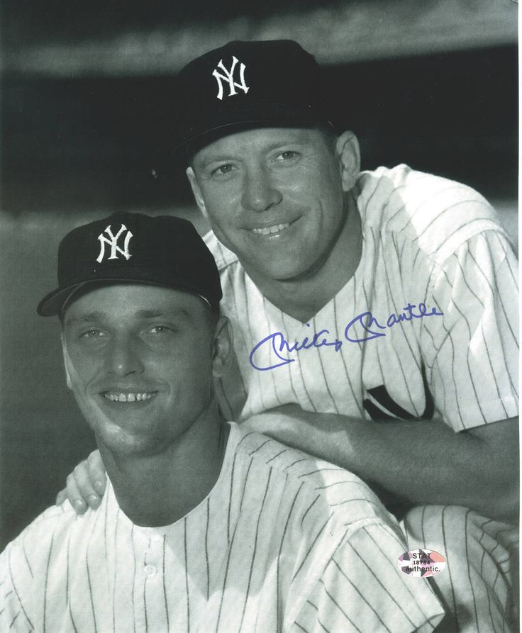 mickey mantle and roger maris relationship memes