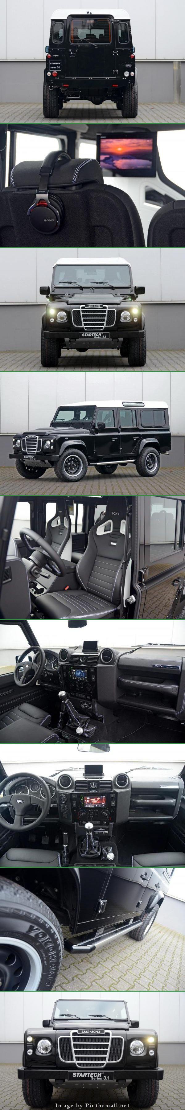 Land Rover Defender Startech 3.1 Series - created via http://pinthemall.net