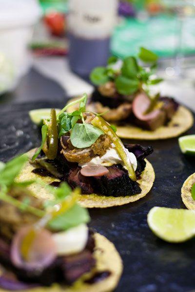 Santa Anna Beef Taco Recipe