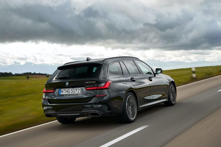 World Premiere 2020 Bmw M340d Sedan And Touring With 340 Hp Bmw