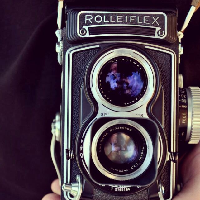 #rolleiflex #old #retro #camera #oldie #goldie #special