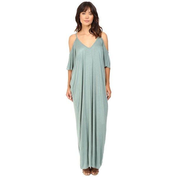 D cup maxi dress