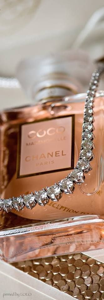 Mademoiselle by Chanel is one of my favorite fragrances. The good news is you don't have to be rich to afford it. It just makes you feel luxurious. photo by Kristen Weaver