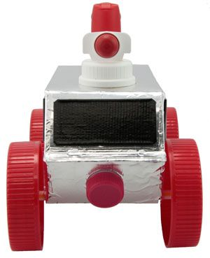 This is an amazing craft made for household items vbs for What is outer space made of