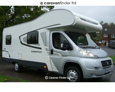 Used Swift Lifestyle 686 2013 motorhome Image