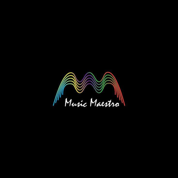 Music Maestro Logo vDesign