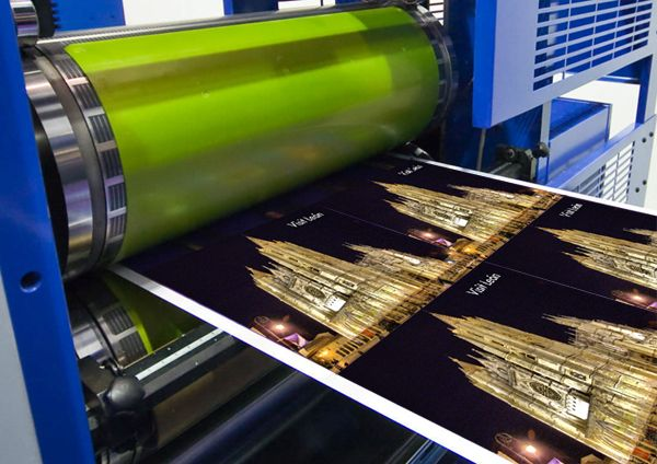 #Impresión offset de cartelería, fotografías en gran formato, banner.