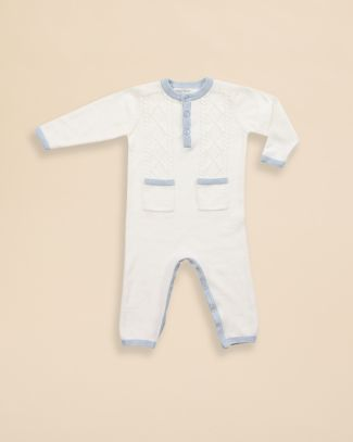 Angel Dear Infant Boys' Knit Coverall - Sizes 0-9 Months  Bloomingdale's