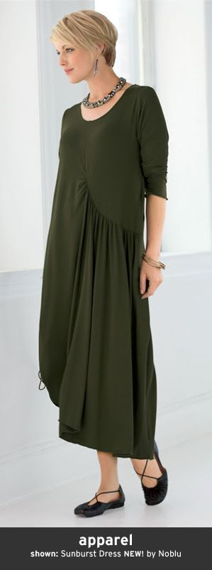 Lagenlook dress
