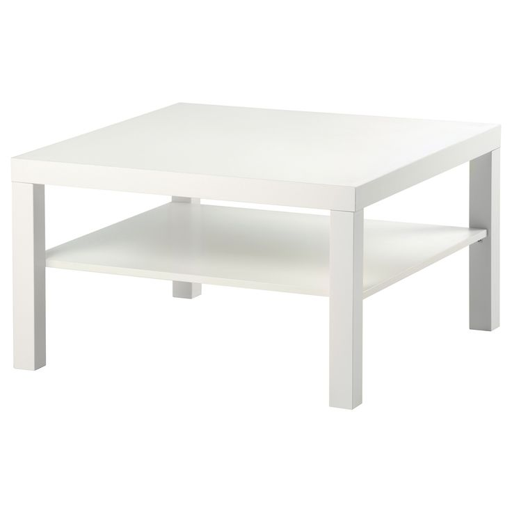 Ikea Lack Coffee Table White 30 3 4 X 30 3 4 Home Stuff Pinterest Lack
