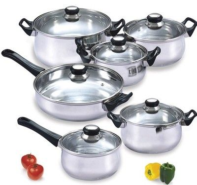 I love pots and pans