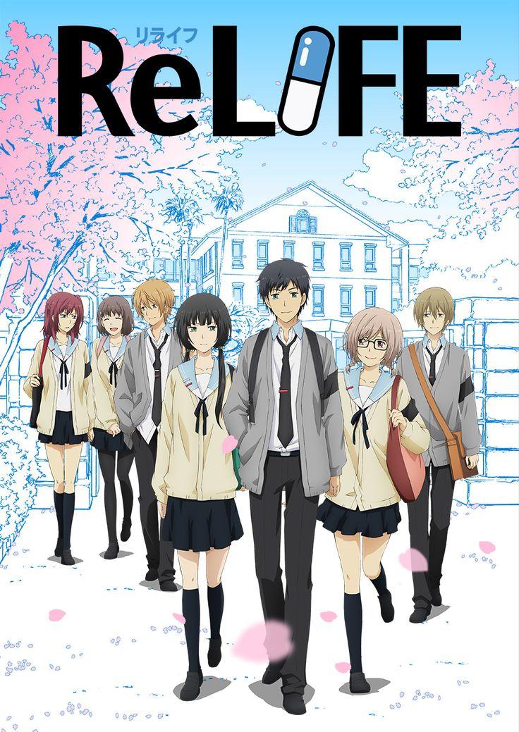 ReLIFE (anime) - Shinden
