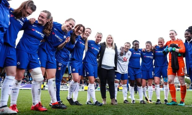 Women's game flourishes despite ill will from football's dinosaurs ...