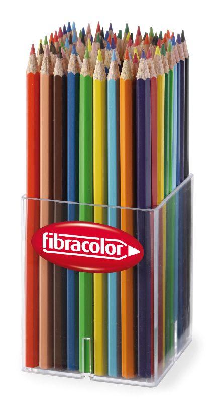 PASTELLI MATÌ FIBRACOLOR - 72 COLORI 8910 - 10039MC072BA
