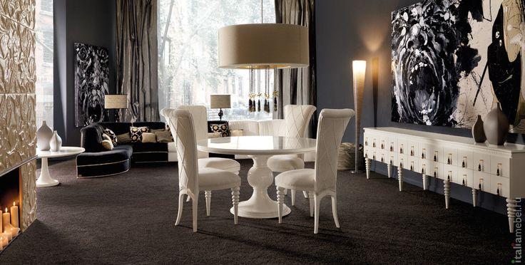 Каталог мебели Alta Moda - детские - мягкая мебель - спальни - гостиные и столовые - мебель для ванной из Италии