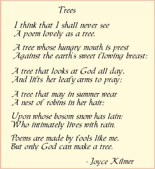 My dad shared this with me one night, when I was in middle school. He thought the simplicity and beauty of the poem reflected the simplicity and beauty of nature, and I must say i agree with him. It is in my quiet moment that my mind often wanders back to this poem and its soft, generously provocative words.
