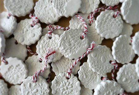 HOME DZINE Craft Ideas | Salt dough holiday crafts