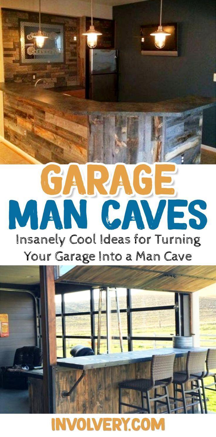 Man Cave Ideas Garage Man Cave Ideas On A Budget Home