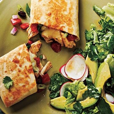 Lunch!: Beanstuf Burritos, Fun Recipes, Chicken Burritos Recipes, Healthy Eating, Rotisserie Chicken, Black Beans Stuffed, Beans Stuffed Burritos, Cooking Tips, Black Beanstuf