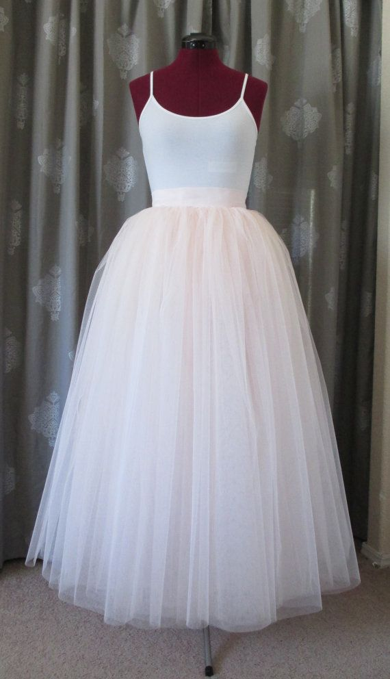 Custom order tulle tutu skirt mini knee length by SoniaVDesigns