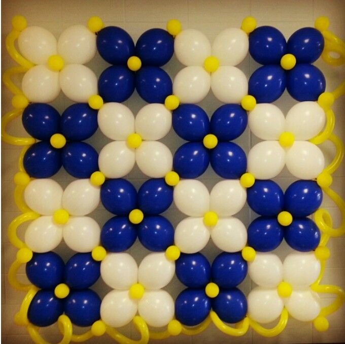 LINK-O-LOON® Balloon Wall