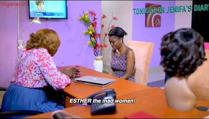 Jenifa's diary Season 10 Episode 17 - showing on AIT (Ch 253 on DSTV), 7.30pm