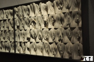 The Wall of Vaginas - Kama: Sex and Design @ Triennale Milano (on Cool and the Bang)