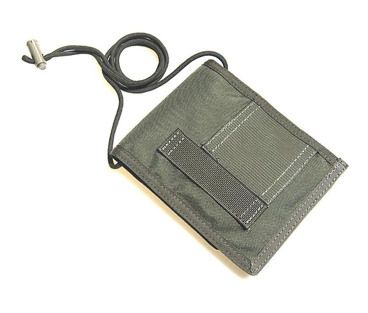 Free shipping In stock FLYYE genuine MOLLE  Folding Neck ID Wallet BG-A014