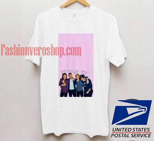 One Direction t shirt men and t shirt women by fashionveroshop