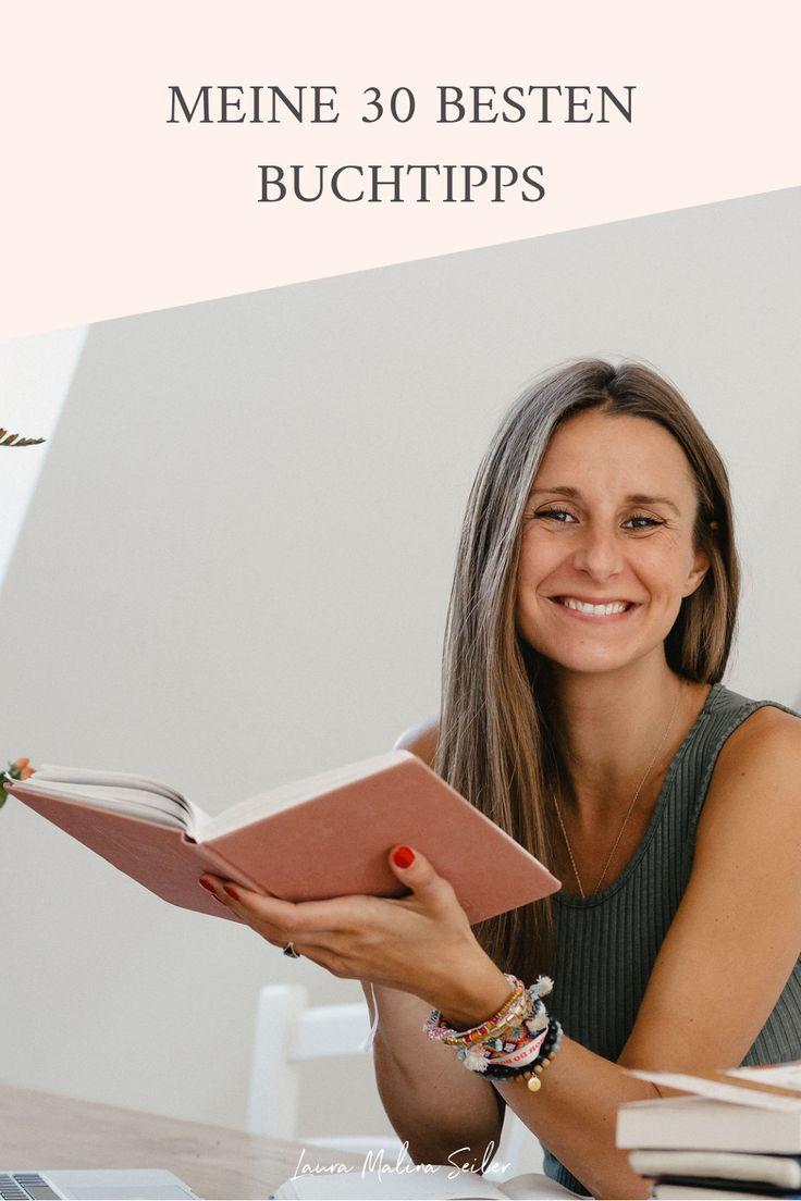 30 Buchtipps, die dein Leben verändern können