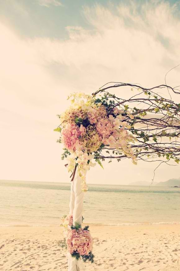 Fresh air, fresh flowers, and the beginning of a beautiful matrimony. | Mary Kay