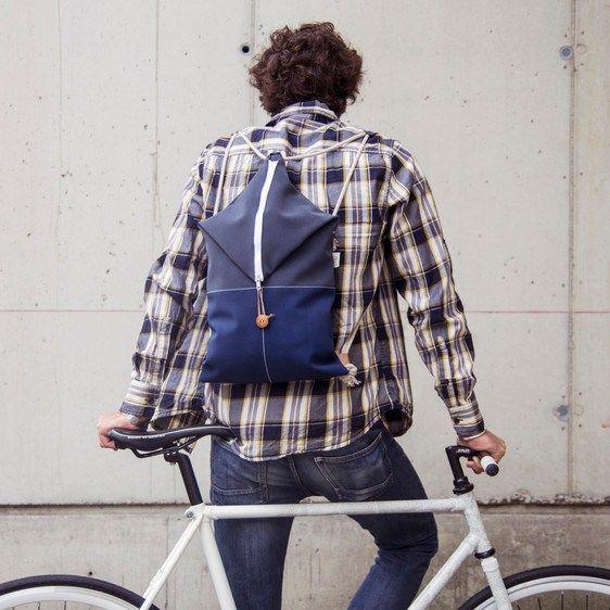 iDesignMe_jbagbright2 http://idesignme.eu/2013/10/jbag-the-bright-collection/ #jbag#bag #rucksack #trends #backpack #cool #pack #amazing #creativity #blue #design #fashion #white  #bike #blue