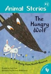 Barefoot Books - Animal Stories - The Hungry Wolf
