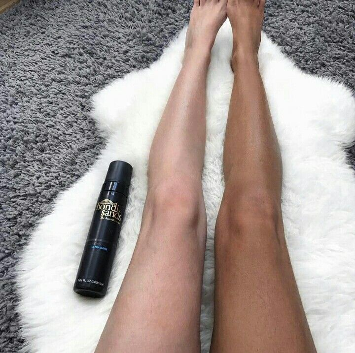 Bondi Sands self-tanning • Pinterest FernandaAlvz