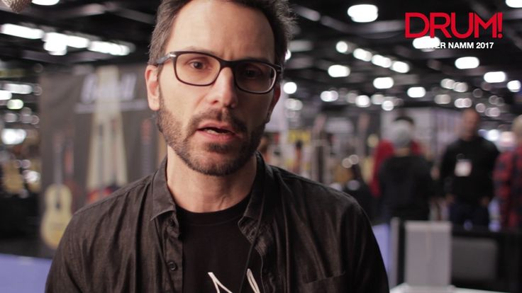 Drummer, educator, and clinician Anthony Michelli was on hand at Winter NAMM 2017 to tell us about his new signature drumstick model from Vater Percussion: AM 595 Player's Design drumsticks. Just under a 5B model in size and weight (16″ long by .595″ in diameter), Michelli's des...