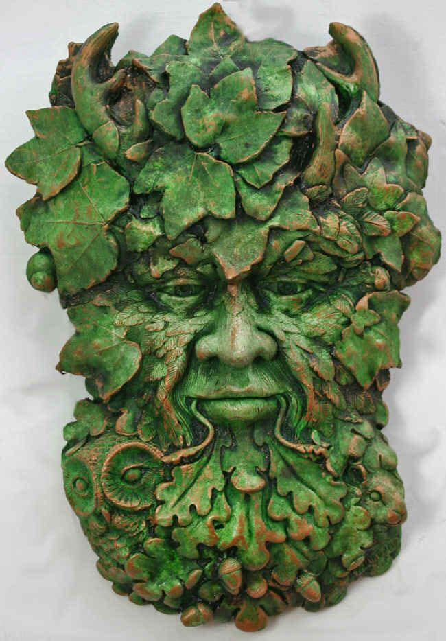 forest green sculptures - Google Search