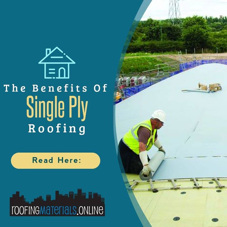 The Benefits Of Single Ply Roofing ⠀⠀⠀⠀⠀⠀⠀⠀⠀⠀⠀⠀⠀⠀⠀⠀⠀⠀⠀⠀⠀ In the last few decades, single ply roofing has become a go-to choice for building owners selecting a flat roof. There are numerous benefits to single ply roofing that are well worth considering if you are in process of choosing a roof and professional roofing contractor. ⠀⠀⠀⠀⠀⠀⠀⠀⠀⠀⠀⠀⠀⠀⠀⠀⠀⠀⠀⠀⠀ Continue reading here: