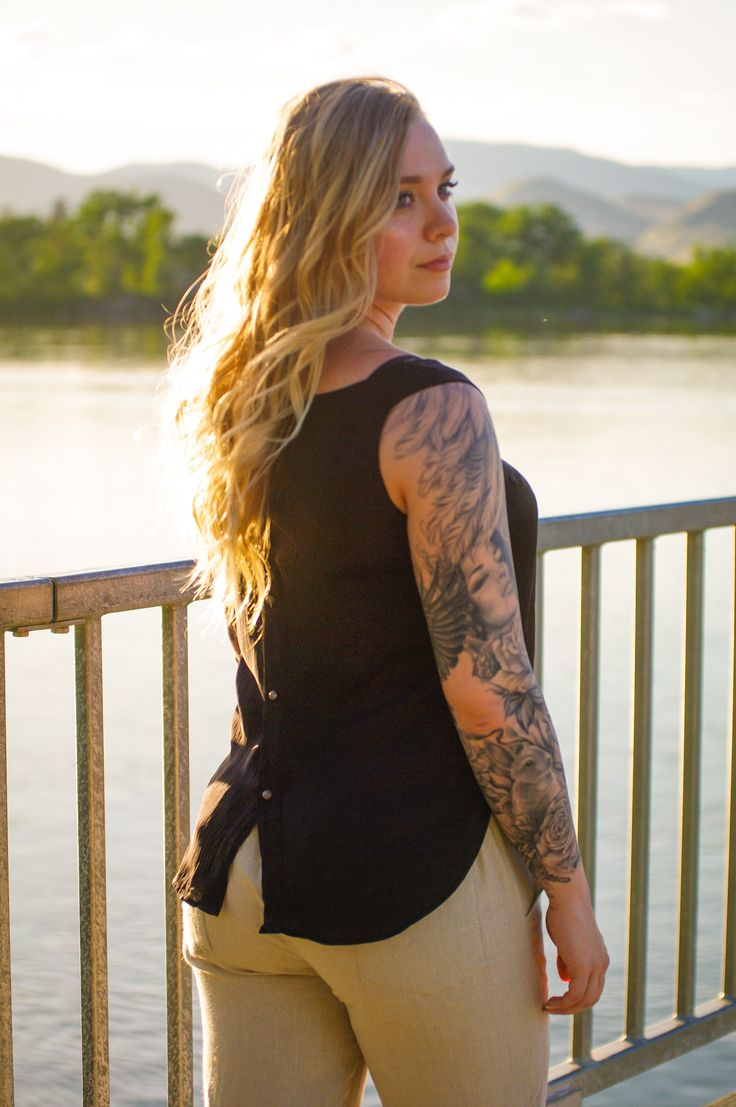 Silk Back Buttoned Talk - Ethical Fashion to feel good and to feel like you...