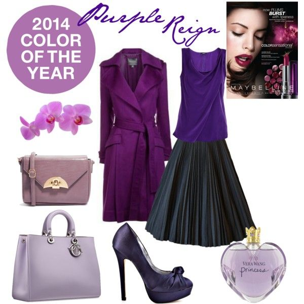"""""""Purple Reign"""" by caryvanessa on Polyvore"""