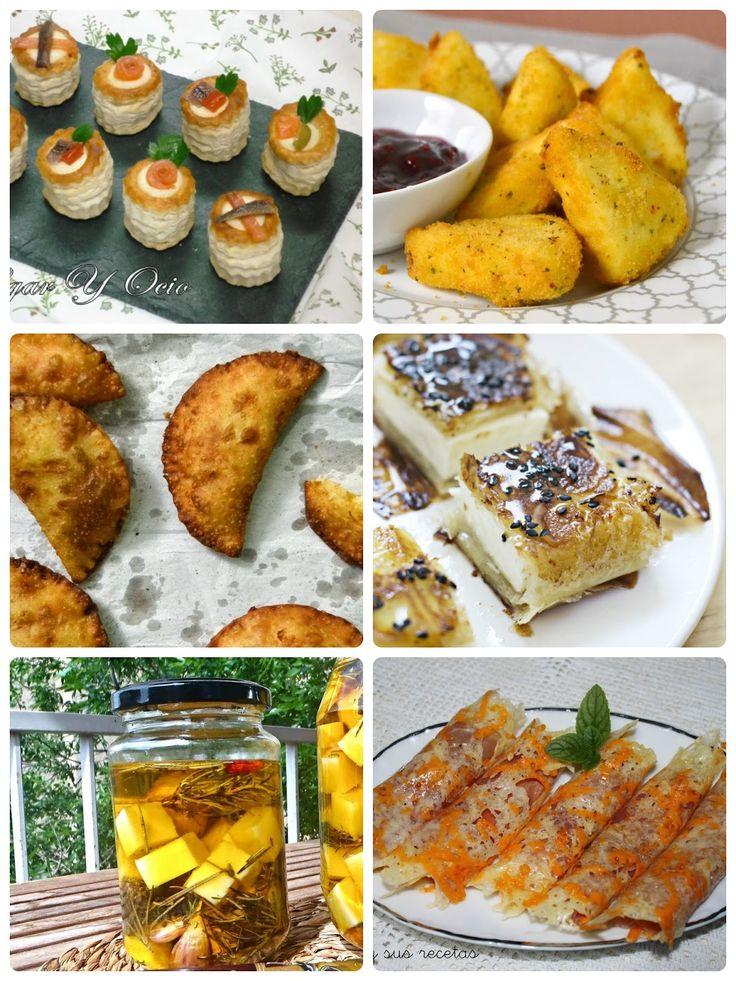 6 aperitivos con queso ¡Fáciles y deliciosos! | Cuuking! Recetas de cocina