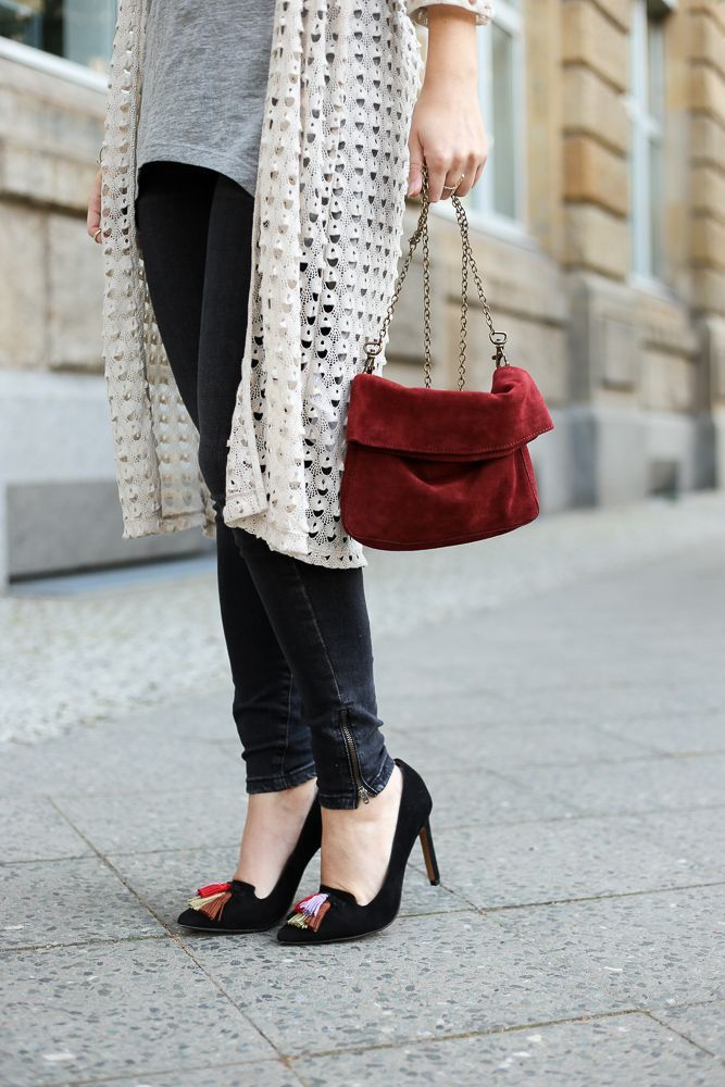 Vero moda schwarze jeans