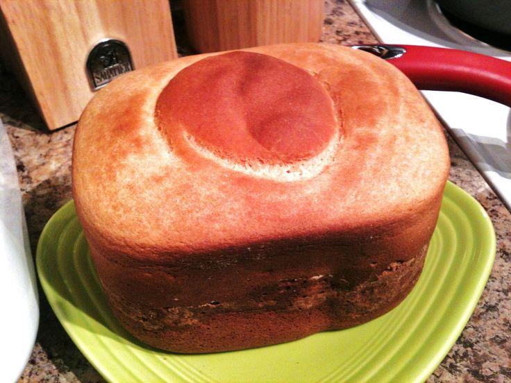 Gluten Free Katie: Glutino Sandwich Bread: Bread Machine Review