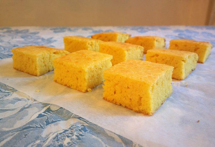 Cornbread - Pane al mais veloce senza lievitazione