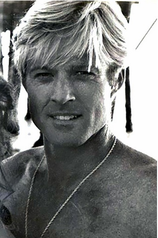 "Robert Redford/••••By the way, he does make ""the list."""