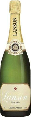 Die zarte Geschmeidigkeit des Lanson Demi Sec Ivory Label Champagner kommt besonders gut zur Geltung. Bestellen Sie sich den Demi Sec Champagner in der Ivory Ed