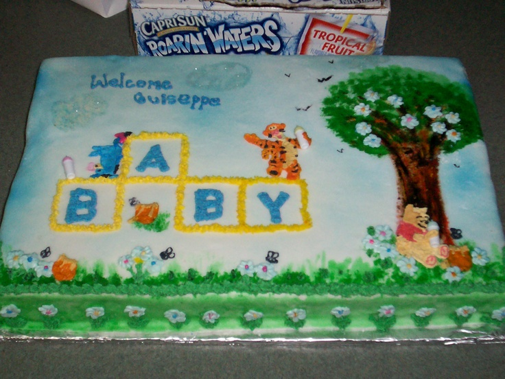 49 Best Baby Shower Girl Images On Pinterest Baby Shower Cakes