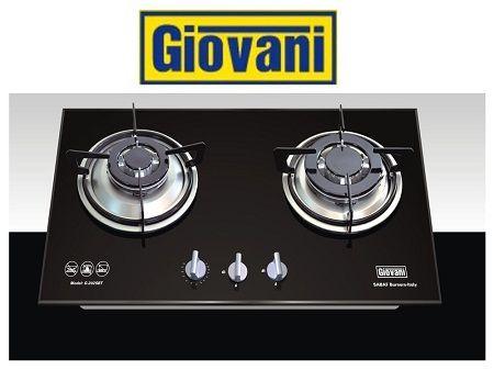 Top 3 sản phẩm bếp ga Giovani tầm giá dưới 5 triệu