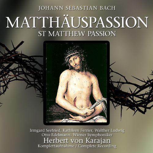 Bach: St. Matthew Passion [CD]