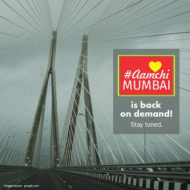 #AamchiMumbai is back ON DEMAND!! We have fun activity coming up.Stay tuned...