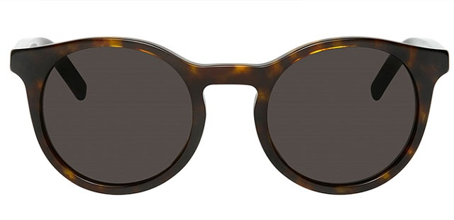 Model de ochelari cu lentile rotunde din Colectia Dior Homme 2013